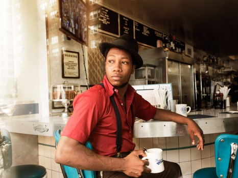 Willis Earl Beal, nobody, music, musician, new york city, chicago, portrait, artist, dustin aksland, photography