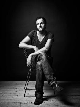 alexandre calmas, chef, food, foodie, paris, french, magazine, le fooding, artist, art, new york city, ny, brooklyn, dustin aksland, portraits