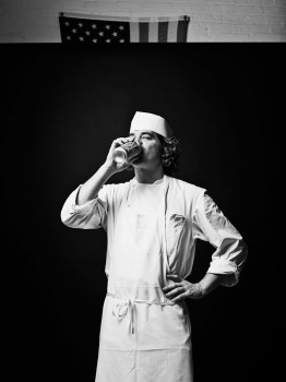 brooks headley, del posto, chef, pastry chef, dessert, pastry, food, foodies, art, new york city, ny, brooklyn, dustin aksland, portraits