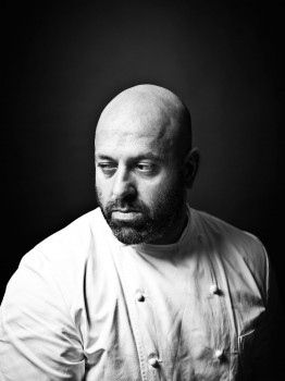 sat bains, chef, london, uk, england, food, foodies, art, new york city, ny, brooklyn, dustin aksland, portraits