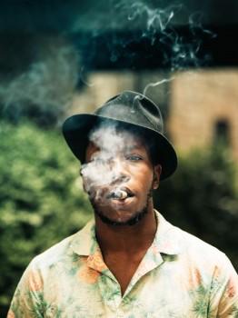 Willis Earl Beal, nobody, music, musician, new york city, chicago, portrait, artist, dustin aksland, photography