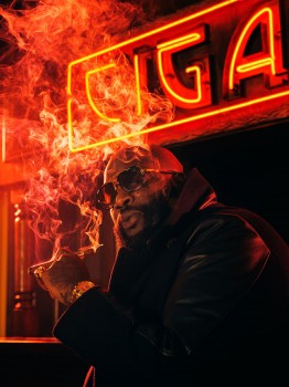 Rick Ross, Portrait, Rap, Hip Hop, Rapper, Maybach Music, Dustin Aksland, New York City, Photographer