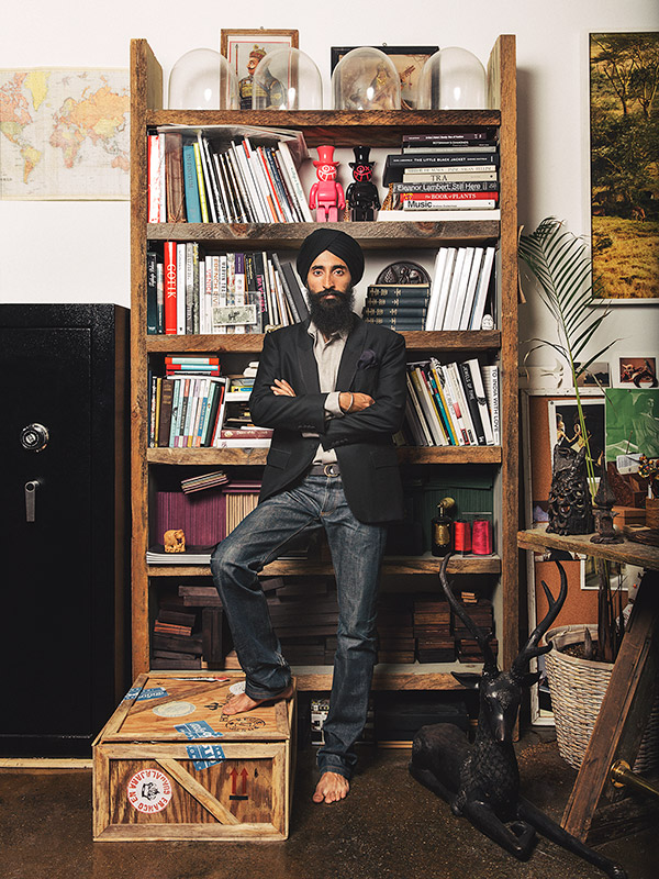 waris ahluwalia, actor, model, wes anderson, new york city, nyc, portraits