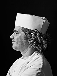 brooks headley, chef, pastry chef, del posto