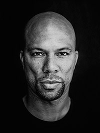 Common, Portrait