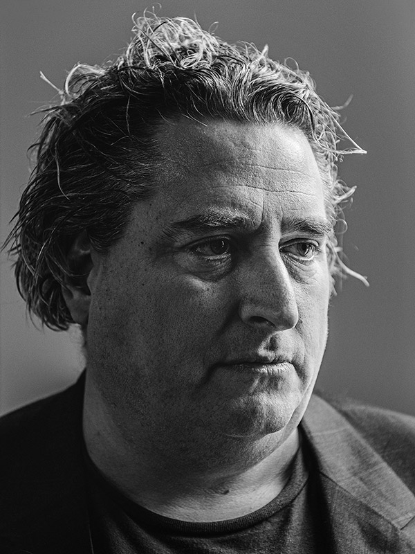 Gregory Crewdson, Portrait