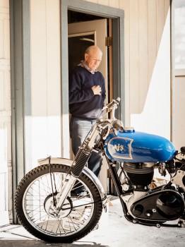 Dick Mann, GNC, Motorcycle racing, motorcycle racer, racer, dirt tracking, flat tracking, honda, bsa, portrait,