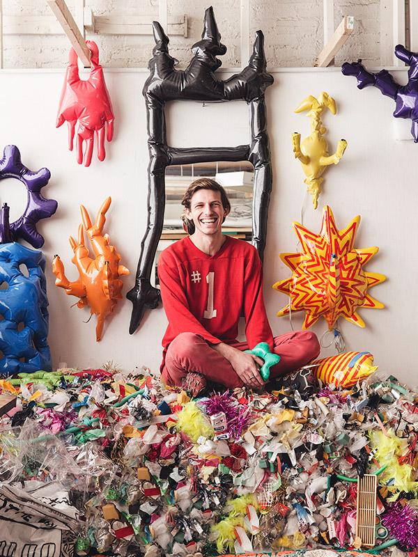Misha Kahn, artist, contemporary artist, new york city