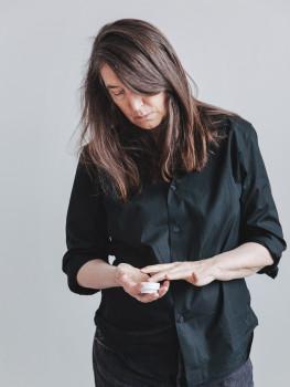 Jenny Holzer, art, artist, conceptual art, contemporary art, nyc, portrait, dustin aksland