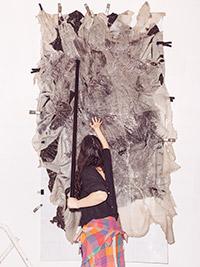 Sophie Hirsch, female artist, artist, contemporary artist, new york city, nyc artist