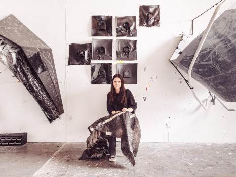 Sophie Hirsch, female artist, artist, contemporary artist, new york city, nyc artist