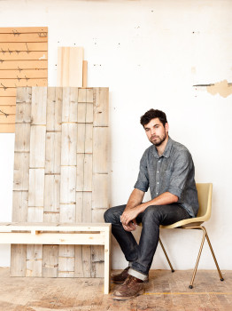 jacub, ruch, furniture, contemporary furniture, nyc, new york city, portrait, dustin aksland