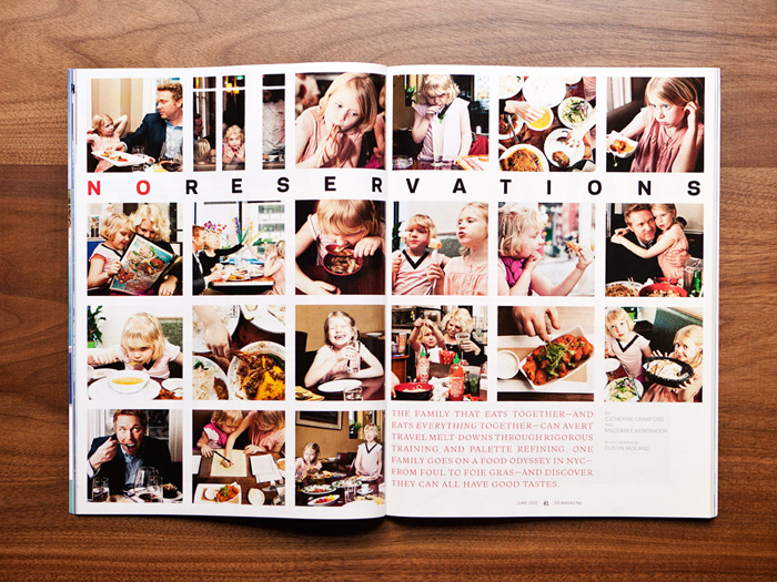 GO Magazine, Travel, Food, Dustin Aksland, NYC